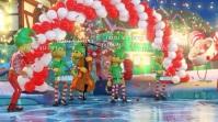 MERRY CHRISTMAS Digital Display (16:9) template