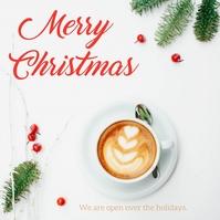 Merry Christmas Isikwele (1:1) template