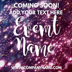 Event Night Digital Template