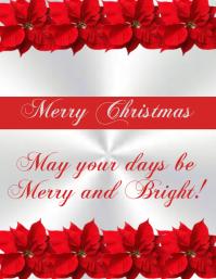 Merry Christmas Flyer