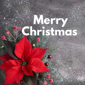 merry christmas greeting card rainbow retro