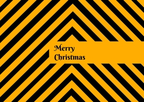 Merry Christmas greeting template