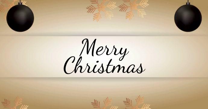 Merry Christmas Greetings Video Golden Balls