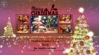 merry christmas photo frame gif
