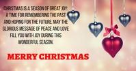 MERRY CHRISTMAS QUOTE TEMPLATE Facebook Gedeelde Prent