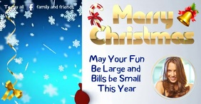 Merry Christmas Video Greeting
