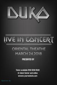 Metal Live in Concert