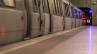 Metro train station video Уменьшенное изображение YouTube template
