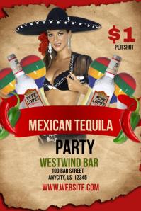 Mexican Taquila Bar
