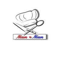 Miam-Miam Logo template