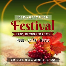 Mid Autumn Festival Instagram Video
