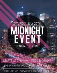 Midnight Event Video