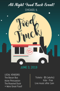 Midnight Food Truck
