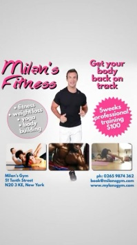 Milans Fitness