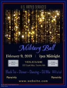 Military Ball Video