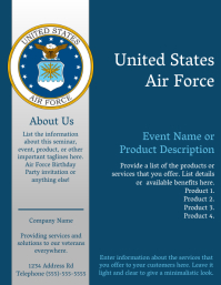 Military Information - Air Force
