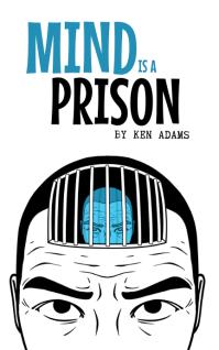 Mind Prison Book Cover Template Sampul Buku
