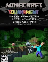 Minecraft Tournament