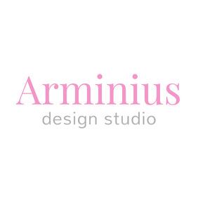 Minimal Design Studio Web Logo