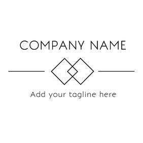 Minimal elegant logo