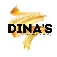 Minimal Gold Black Logo Makeup Artist 徽标 template