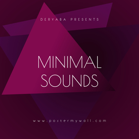 minimal sounds cd cover