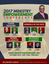 Ministry Conference 2017