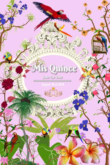 Mis Quince Birthday