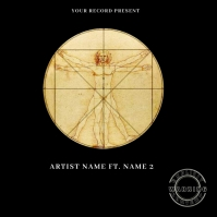 mix Mixtape/Album Cover Art template