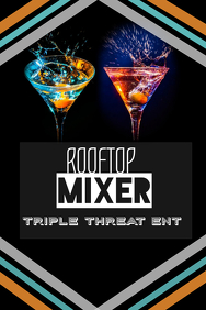 Mixer Party Event - Happy Hour