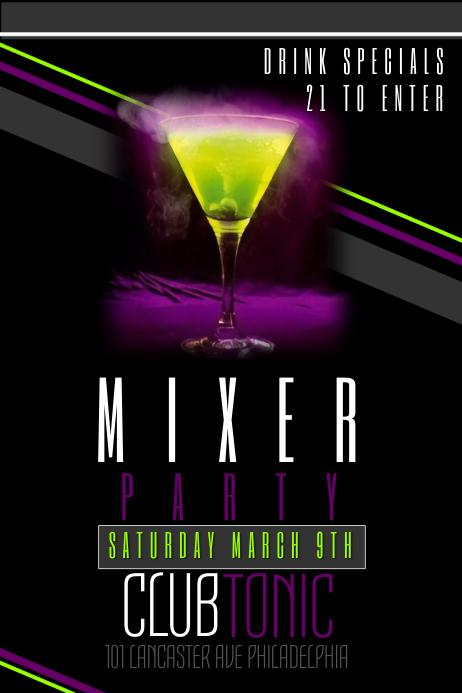Mixer Party