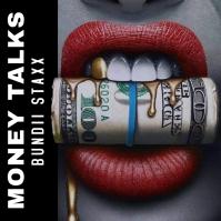Mixtape/Album Cover Art template