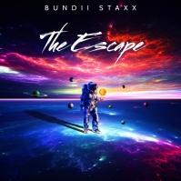 Mixtape/Album Cover Art Instagram-Beitrag template