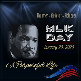 MLK Jr Video