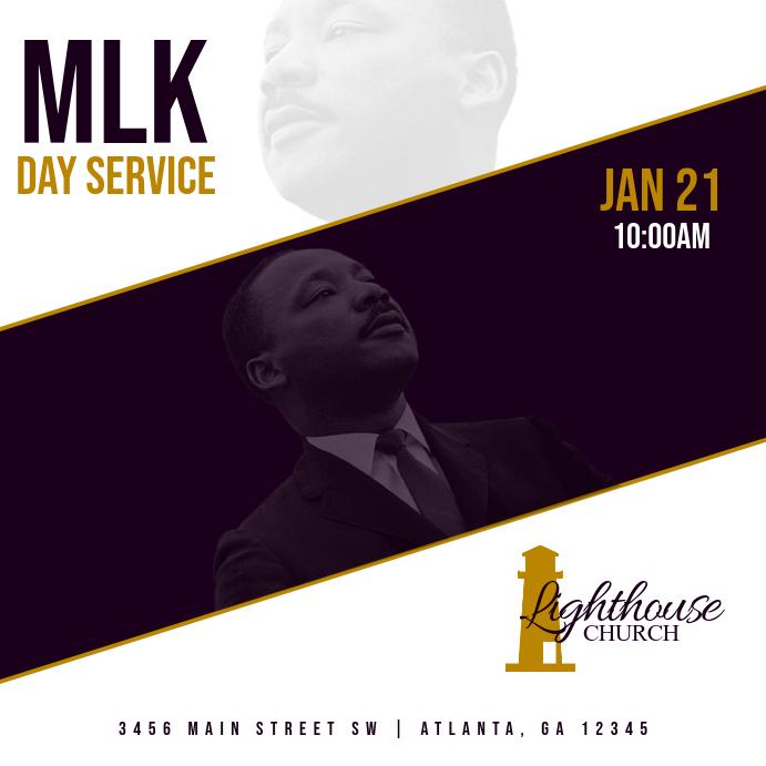 MLKJR Day Service