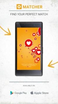 Mobile App Promo Video Template Digitale Vertoning (9:16)