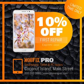 Mobile Fix Square Image