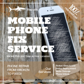 Mobile Phone Repair Square Image