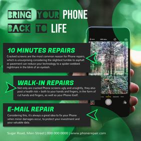 Mobile Repair Instagram Image