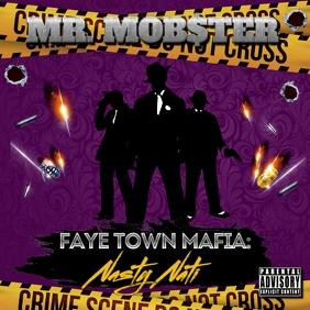 MOBSTER ALBUM COVER