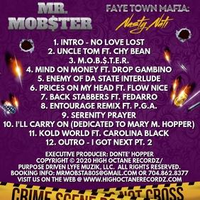 MOBSTER BACK ALBUM COVER
