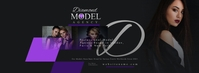Model Agency Facebook Cover Photo template