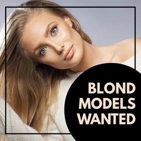 Models Wanted Hairstyle Hair Salon Beauty Ad