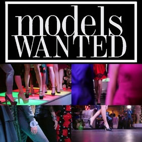 Models Wanted Video
