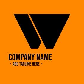 Modern and minimal logo