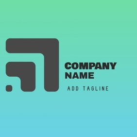 modern and simple logo