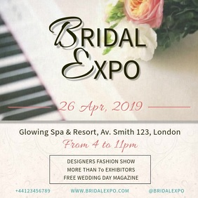 Modern Bridal Expo Video Ad