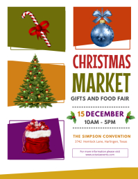 Free Christmas Flyer Templates Postermywall