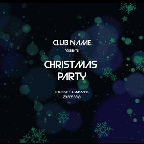 Modern Christmas Party