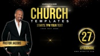 modern church ad design template video Уменьшенное изображение YouTube
